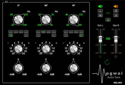 passive equalizer audio plugin